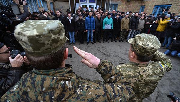 Молодежь Украины: попытка к бегству