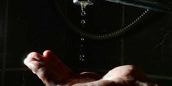 Киев возобновил подачу воды в ЛНР