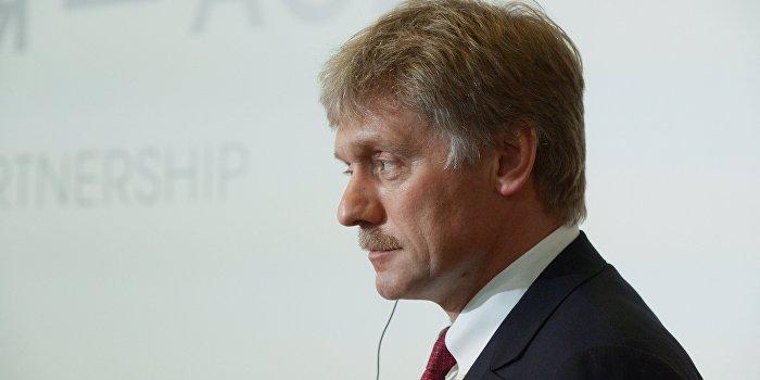 Россия примет меры, если Украина введет визовый режим