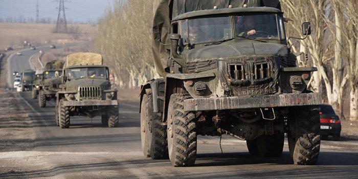 Отведение сил в Донбассе определит судьбу новых антироссийских санкций ЕС
