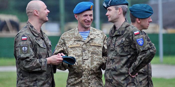 Польша и Украина усиливают военное сотрудничество