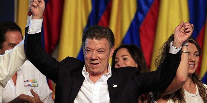Президент Колумбии пожертвует Нобелевскую премию пострадавшим в гражданской войне