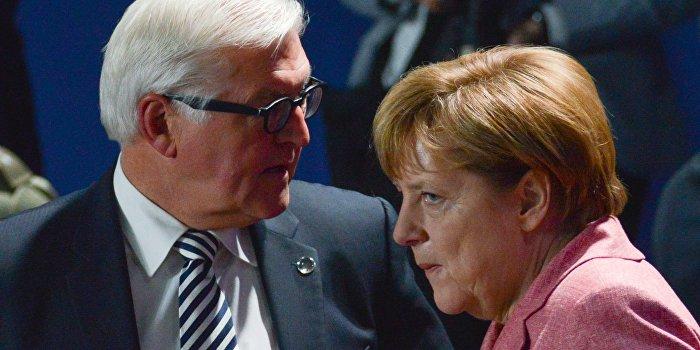 Der Spiegel: Меркель сейчас не до расширения антироссийских санкций