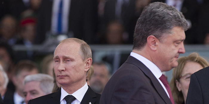 «Нормандская четверка»: Порошенко только после Путина