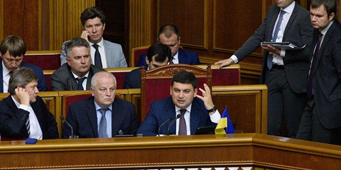 Премьер-министр: Украинское дорожное хозяйство не готово к зиме