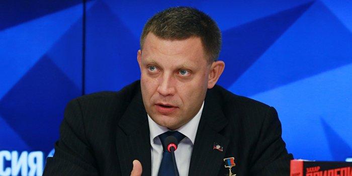 Захарченко: Украина снова использует против ополченцев боевые вертолеты