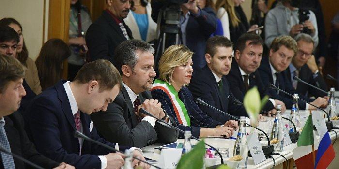 Крым сроднился с Италией