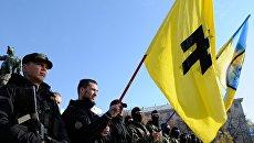 Задержали подозреваемых в убийстве бойца «Донбасса»: Один из них — из «Азова»