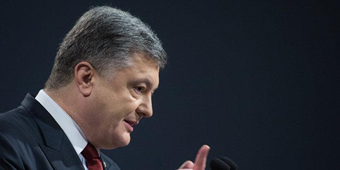 Порошенко назвал сроки получения безвизового режима с ЕС
