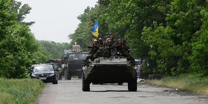 ЛНР обвинила ВСУ в нарушении перемирия