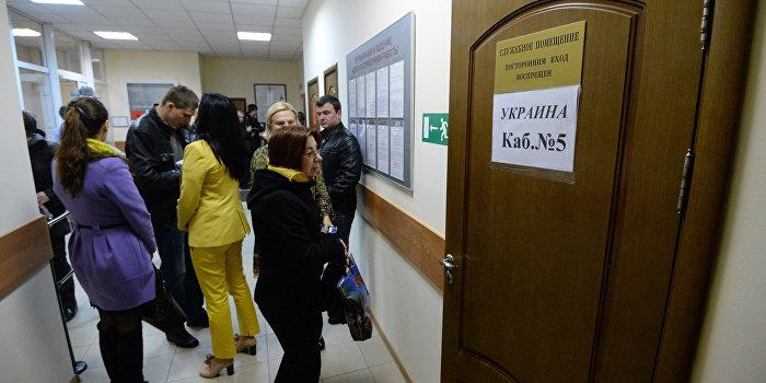 Украина лишает себя российских деталей, техники и финансирования