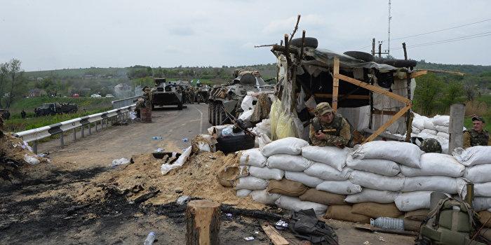 Верховная Рада введет «сухой закон» для украинской армии