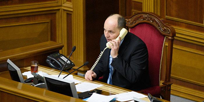 Парубий рекомендовал властям Польши оставить при себе мнение о фильме «Волынь»