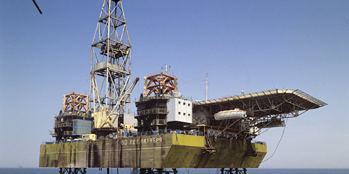 «Нафтогаз» готов отдать России крымские месторождения даром