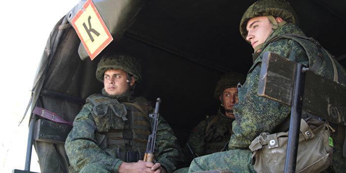 ВСУ трижды за сутки обстреляли окрестности КПП «Станица Луганская»