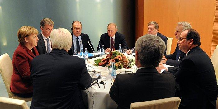 Мухин: Успех встречи «нормандской четверки» стал общим вкладом всех, кроме Порошенко