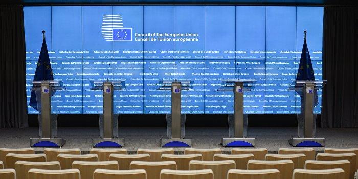 Вопрос о расширении антироссийских санкций остался без внимания на саммите ЕС