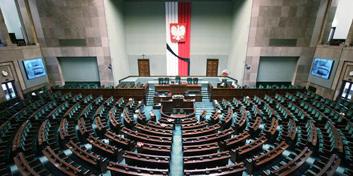 Сейм Польши принял декларацию о вине СССР в развязывании Второй мировой войны