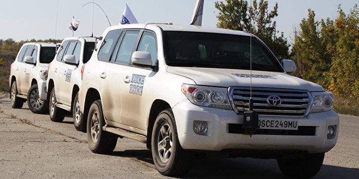 Миссия ОБСЕ не контролирует Петровское и Станицу Луганскую