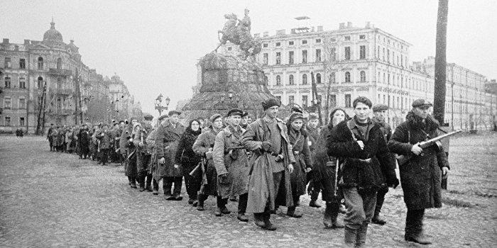 Невечная история: как СССР на Украину «напал»
