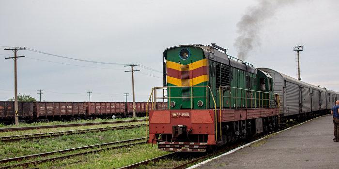 Эксперты: В «Укрзализныце» катастрофическое положение с локомотивами