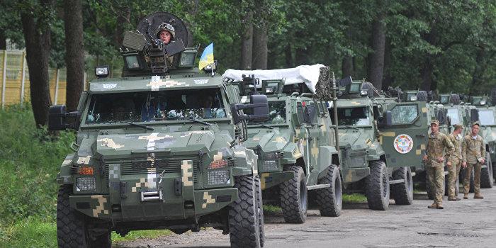 «Свободная пресса»: Развалят ли США Украину?