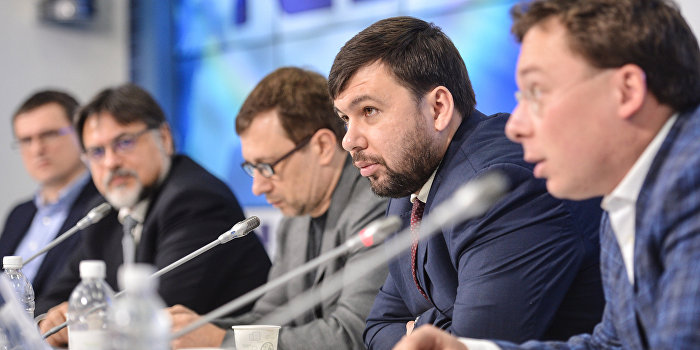 ДНР и ЛНР требуют синхронизировать вопросы безопасности и политическую часть Минских соглашений