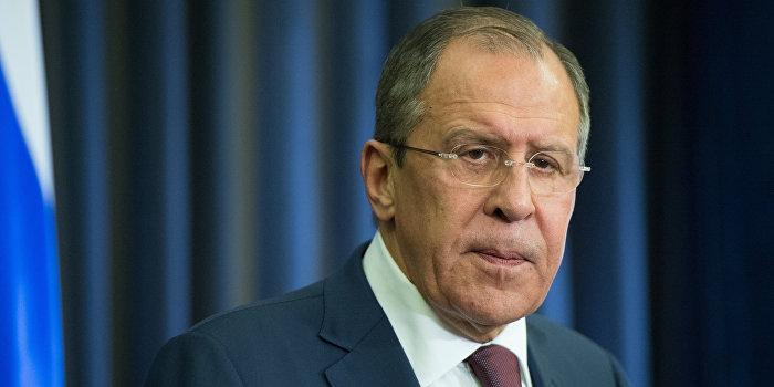 Лавров призвал лидеров «нормандской четверки» прекратить геополитический фарс Киева