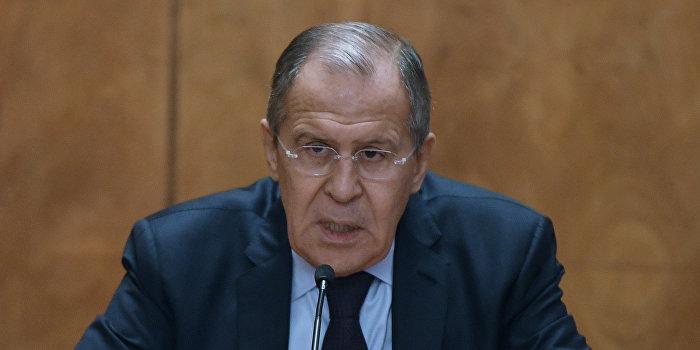 Лавров: Был бы повод, а санкции найдутся