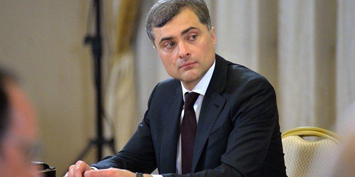 Сурков: Американцы наконец предложили реальный план по миссии ООН в Донбассе