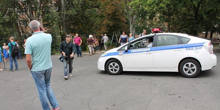 В ДНР разоблачена шпионка из «Правого сектора»
