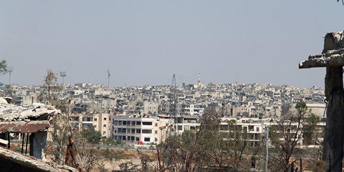 «Известия»: В восточном Алеппо закончилась умеренная оппозиция