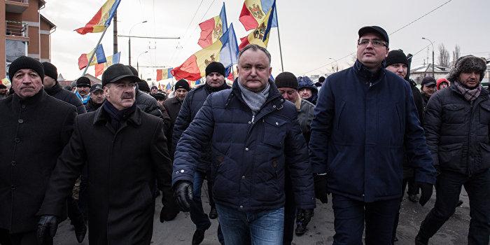 Лидер президентской гонки Молдовы: Украину не повторим