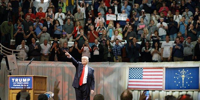 Forbes: Дональд Трамп, который уже изменил Америку