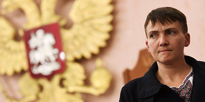 Приключения Савченко в Москве