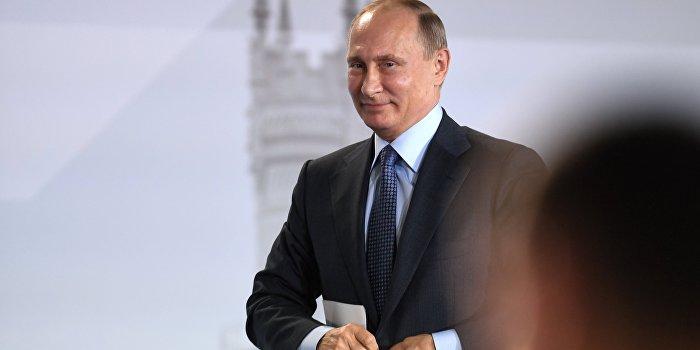 Социологи: Рейтинг Путина установил новый годовой рекорд