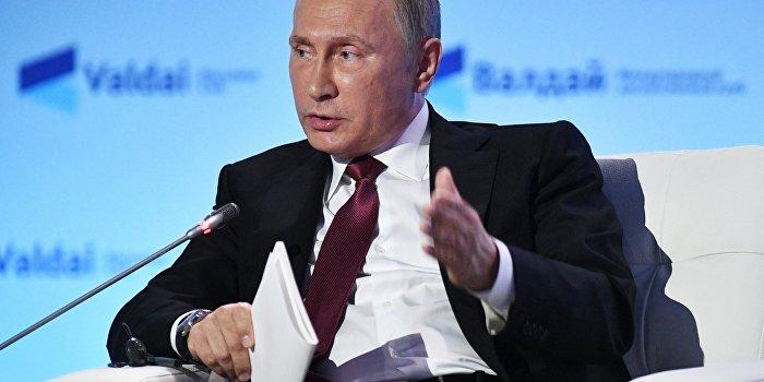 Путин: Россия не против расширения «нормандского формата»