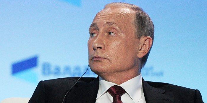 Путин рассказал, почему Украина предпочитает реверсный газ