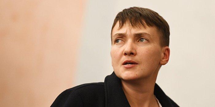 Савченко: Плотницкий и Захарченко — люди