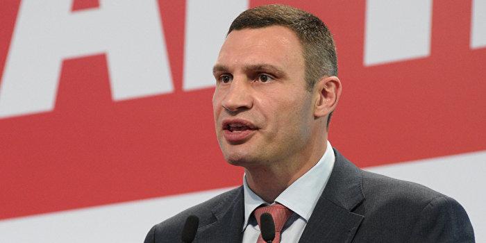 Кличко остался во главе Блока Петра Порошенко
