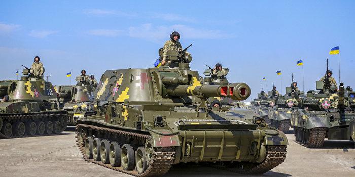 Киев предложил новую дату отвода сил вблизи Станицы Луганской