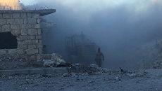 Антиправительственные силы в Сирии применили химическое оружие