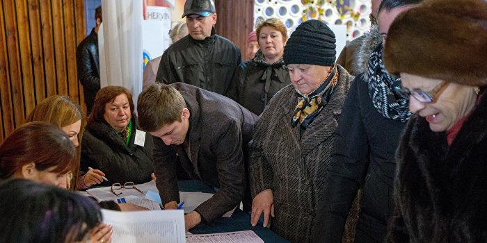 ЦИК Молдавии признал выборы президента страны состоявшимися