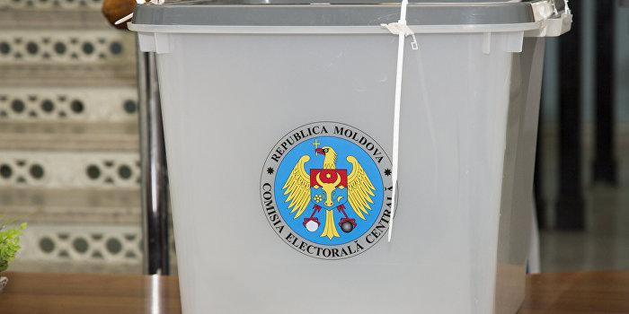 В Молдавии пройдет второй тур президентских выборов