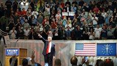 Forbes: А если Трамп? Как рынки отреагируют на президентские выборы в США