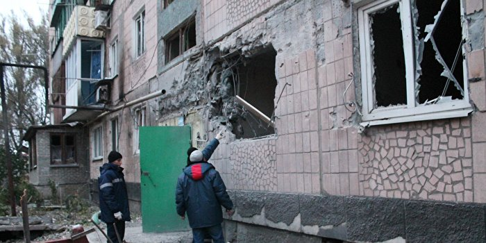 За год в ДНР от обстрелов погибло более 300 человек