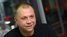 Александр Бородай: Мэру Лукьянченко я сказал, что Россия пришла в Донецк навсегда