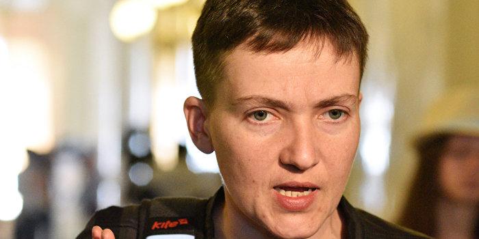 Савченко отразила удар канала «1+1»