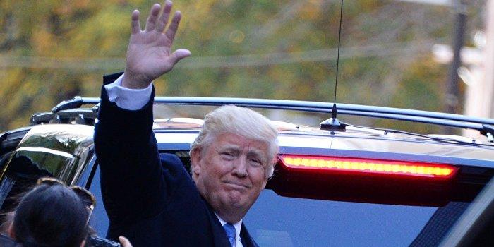 Трамп о встрече с Лавровым: все отлично!