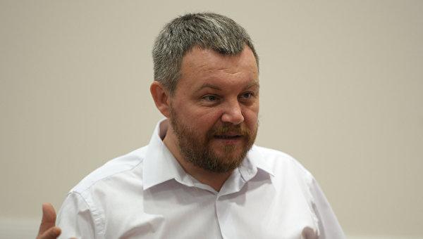 Андрей Пургин: Референдум в Донбассе был народным подвигом